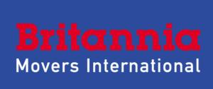 Brittannia Movers logo